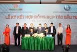 Hung Thinh Corp ký kết hợp đồng hợp tác triển khai 2 dự án mới
