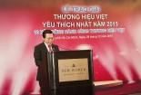 """Hung Thinh Corp vinh dự nhận danh hiệu """"Thương hiệu bất động sản được yêu thích nhất"""""""