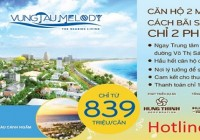 Vung Tau Melody - The Seaside Living